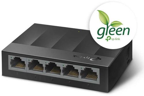 Коммутатор TP-Link LS1005G 5G неуправляемый