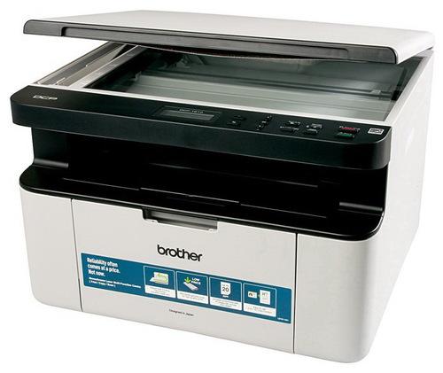 МФУ лазерный Brother DCP-1510 (DCP1510R1) A4 белый/черный