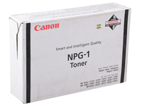 Тонер Canon NPG-1 1372A005 черный туба 190гр. для копира NP1215/1550/6216