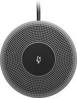 Микрофон проводной USB Logitech MeetUp 6м черный