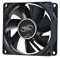 Вентилятор Deepcool XFAN 80 80x80x25mm 4-pin (Molex)20dB 82gr Ret