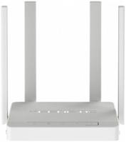 Роутер беспроводной Keenetic Viva (KN-1910) AC1300 10/100/1000BASE-TX/4G ready белый