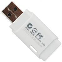 Флеш Диск Toshiba 64Gb Hayabusa U202 THN-U202W0640E4 USB2.0 белый
