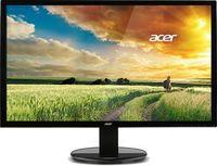 "Монитор Acer 21.5"" K222HQLDb черный TN+film LED 5ms 16:9 матовая 100000000:1 250cd 170гр/160гр 1920x1080 D-Sub FHD 3.6кг"