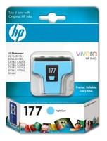 Картридж струйный HP №177 C8774HE светло-голубой для HP PS 3213/3313/8253