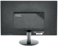 "Монитор AOC 23.6"" Value Line M2470SWDA2(00/01) черный MVA LED 16:9 DVI матовая 250cd 1920x1080 D-Sub FHD 3.51кг"