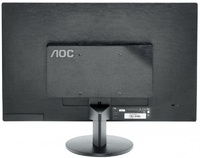 "Монитор AOC 23.6"" Value Line M2470SWDA2(00/01) черный MVA LED 5ms 16:9 DVI M/M матовая 250cd 1920x1080 D-Sub FHD 3.51кг"