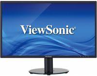 "Монитор ViewSonic 27"" VA2719SH черный IPS LED 5ms 16:9 HDMI матовая 50000000:1 300cd 178гр/178гр 1920x1080 D-Sub FHD 5.6кг"