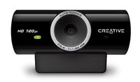 Камера Web Creative Live! Cam Sync HD черный 3.7Mpix USB2.0 с микрофоном