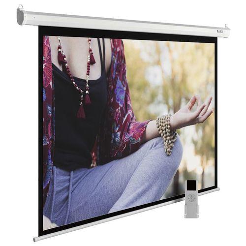 Экран Cactus 210x280см MotoExpert CS-PSME-280x210-WT 4:3 настенно-потолочный рулонный белый (моторизованный привод)