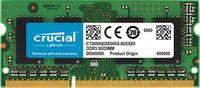 Память DDR3L 4Gb 1600MHz Crucial CT51264BF160BJ RTL PC3-12800 CL11 SO-DIMM 204-pin 1.35В