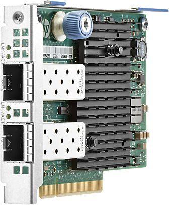 Адаптер HPE Ethernet 10Gb 2P 560FLR-SFP+ (665243-B21)