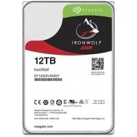 "Жесткий диск Seagate Original SATA-III 12Tb ST12000VN0007 Ironwolf (7200rpm) 256Mb 3.5"""