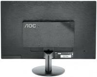 "Монитор AOC 21.5"" Value Line E2270SWHN(00/01) черный TN+film LED 5ms 16:9 HDMI матовая 700:1 200cd 1920x1080 D-Sub FHD 2.7кг"