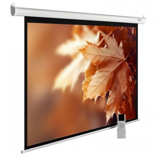 Экран Cactus 188x300см MotoExpert CS-PSME-300x188-WT 16:10 настенно-потолочный рулонный белый (моторизованный привод)