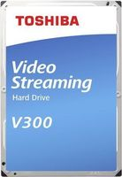 Жесткий диск Toshiba SATA-III 1Tb HDWU110UZSVA Video Streaming V300 (5700rpm) 64Mb 3.5""