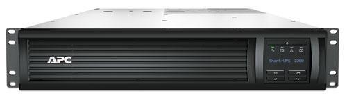 Источник бесперебойного питания APC Smart-UPS SMT2200RMI2UNC 1980Вт 2200ВА черный