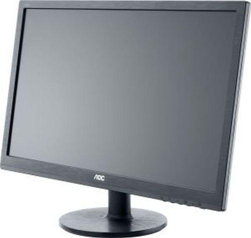 "Монитор AOC 21.5"" Professional E2260swdan(00/01) черный TN+film LED 16:9 DVI M/M матовая 700:1 200cd 90гр/65гр 1920x1080 D-Sub FHD"