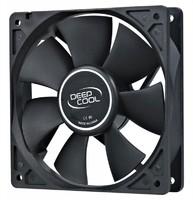 Вентилятор Deepcool XFAN 120 120x120x25mm 3-pin 4-pin (Molex)26dB 180gr Ret