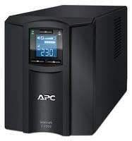 Источник бесперебойного питания APC Smart-UPS C SMC2000I 1300Вт 2000ВА черный