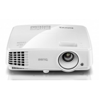 Проектор Benq MS527 DLP 3300Lm (800x600) 13000:1 ресурс лампы:4500часов 1xHDMI 1.9кг
