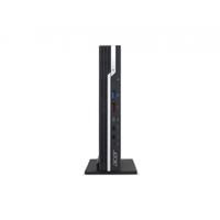 Неттоп Acer Veriton N4660G i3 9100 (3.6)/4Gb/1Tb 7.2k/UHDG 630/Endless/GbitEth/WiFi/BT/90W/клавиатура/мышь/черный