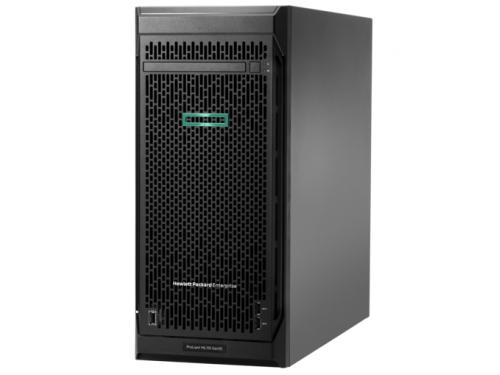 """Сервер HPE ProLiant ML110 Gen10 1x3106 1x16Gb 3.5"""" S100i 1x550W 3-3-3 (P03685-425)"""