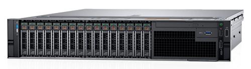 """Сервер Dell PowerEdge R740 2x5220 2x32Gb 2RRD x16 12x1Tb 7.2K 2.5"""" NLSAS H730p LP iD9En 5720 4P 2x750W 40M PNBD Conf 5 (210-AKXJ-217)"""
