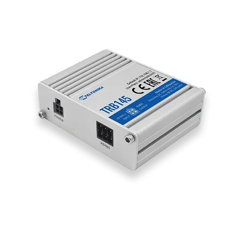 Teltonika TRB145 - шлюз от RS485 до 4G LTE Cat1 IoT
